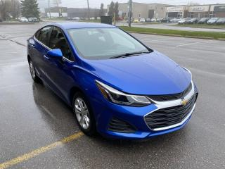 Used 2019 Chevrolet Cruze LT I Back up I Heated seats for sale in Toronto, ON