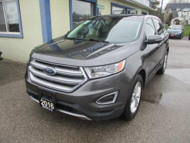 2016 Ford Edge ALL-WHEEL DRIVE SEL EDITION 5 PASSENGER 3.5L - V6.. NAVIGATION.. LEATHER.. HEATED SEATS.. BLUETOOTH SYSTEM.. PANORAMIC SUNROOF.. BACK-UP CAMERA..