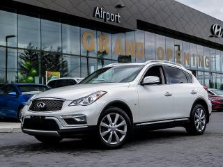 Used 2017 Infiniti QX50 for sale in London, ON