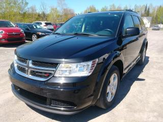 Used 2016 Dodge Journey SE PLUS CLIM 3 ZONES 7 PLACES *BAS KILOMÉTRAGE* for sale in Mirabel, QC
