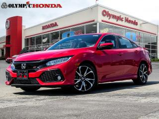 Used 2018 Honda Civic SEDAN Si for sale in Guelph, ON
