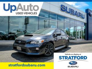 Used 2019 Subaru WRX for sale in Stratford, ON