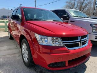 Used 2015 Dodge Journey Canada Value Pkg for sale in Steinbach, MB