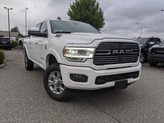 Used 2019 RAM 3500 Laramie Loaded / Maintained / Upscale Interior for sale in Surrey, BC
