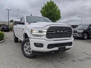 Used 2019 RAM 3500 Laramie Loaded / Sport Package / Quiet cabin for sale in Surrey, BC