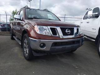 Used 2016 Nissan Frontier Leather / Tonneau / Sunroof for sale in Surrey, BC