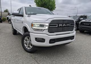 Used 2019 RAM 3500 Laramie Loaded / Massive towing capacity / Quiet cabin for sale in Surrey, BC