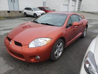 Used 2008 Mitsubishi Eclipse Coupé 3 portes, boîte manuelle, GS for sale in Sherbrooke, QC