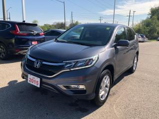 Used 2015 Honda CR-V EX-L PUSH BUTTON START | POWER SUNROOF | LEATHER INTERIOR for sale in Cambridge, ON