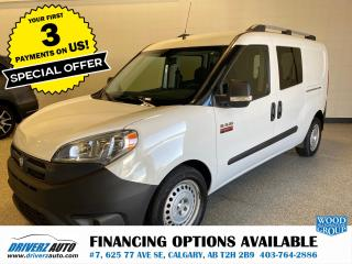 Used 2015 RAM ProMaster City ST 5 SEATER CARGO VAN for sale in Calgary, AB