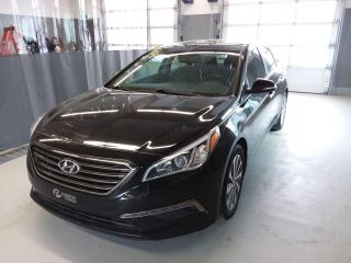 Used 2016 Hyundai Sonata 2.4L GLS Special Edition**CUIR**TOIT OUVRANT** for sale in Val-d'Or, QC