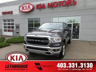 Used 2020 RAM 1500 Big Horn for sale in Lethbridge, AB