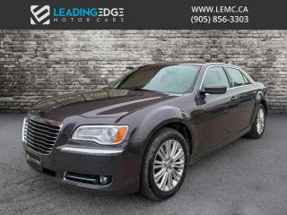 Used 2014 Chrysler 300 AWD, Heated Seats, Back Up Camera for sale in Woodbridge, ON