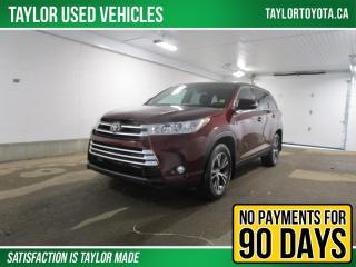 Used 2019 Toyota Highlander LE for sale in Regina, SK