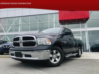 Used 2016 RAM 1500 QUAD CAB ST 4X4 * CAPACITÉ REMORQUAGE 8500 LBS  * for sale in Donnacona, QC
