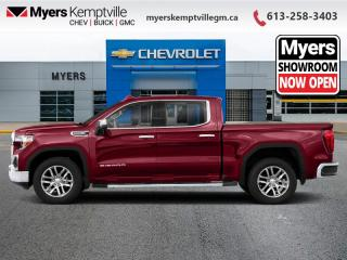 New 2020 GMC Sierra 1500 SLT  - Sunroof - Navigation for sale in Kemptville, ON