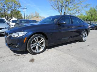 Used 2016 BMW 4 Series 428i xDrive AWD CUIR BLANC NAVIGATION 54,000KM for sale in St-Eustache, QC