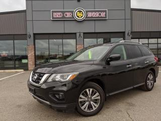 Used 2018 Nissan Pathfinder 2018 Nissan Pathfinder - 4x4 SV Tech for sale in Thunder Bay, ON
