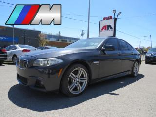 Used 2011 BMW 5 Series 535i xDrive AWD M SPORT MAGS 19 CUIR TOIT for sale in St-Eustache, QC