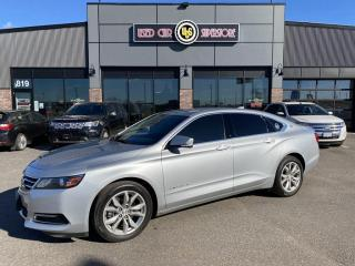 Used 2019 Chevrolet Impala 1lt LT for sale in Thunder Bay, ON