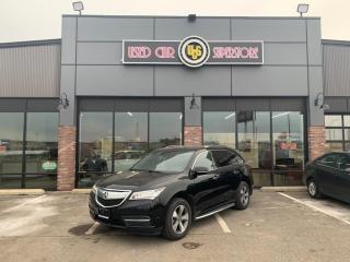 Used 2016 Acura MDX SH-AWD 4DR for sale in Thunder Bay, ON