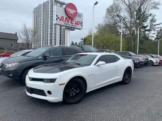 Used 2014 Chevrolet Camaro 1LT for sale in Cambridge, ON