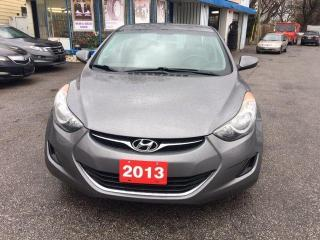 Used 2013 Hyundai Elantra GL for sale in Scarborough, ON