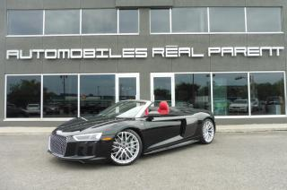 Used 2018 Audi R8 5.2 FSI Quattro V10 Plus for sale in Québec, QC