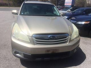 Used 2010 Subaru Outback 2.5i Sport for sale in Scarborough, ON