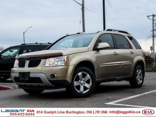 Used 2008 Pontiac Torrent AS IS for sale in Burlington, ON