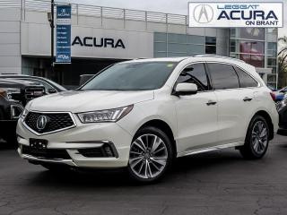 Used 2018 Acura MDX Elite Package Elite for sale in Burlington, ON