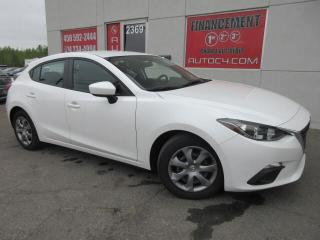 Used 2014 Mazda MAZDA3 SKY ACTIV BAS KILO FULL ÉQUIPÉ for sale in St-Jérôme, QC