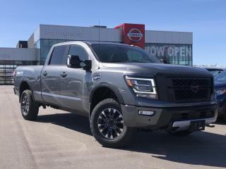New 2020 Nissan Titan XD PRO-4X for sale in Midland, ON