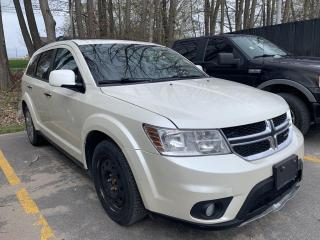Used 2013 Dodge Journey AS IS UN-CERTIFIED for sale in Midland, ON