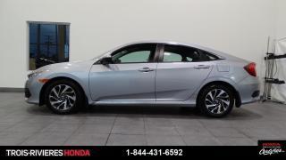 Used 2017 Honda Civic EX + HONDA SENSING + DÉMARREUR ! for sale in Trois-Rivières, QC
