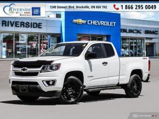 Used 2017 Chevrolet Colorado LT for sale in Brockville, ON