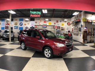 Used 2016 Subaru Forester 2.5i TOURING PKG PZEV AUT0 AWD H/SEATS REAR CAMERA 130K for sale in North York, ON