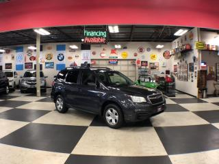 Used 2017 Subaru Forester 2.5i CONVENIENCE PKG AUT0 AWD H/SEATS REAR CAMERA for sale in North York, ON