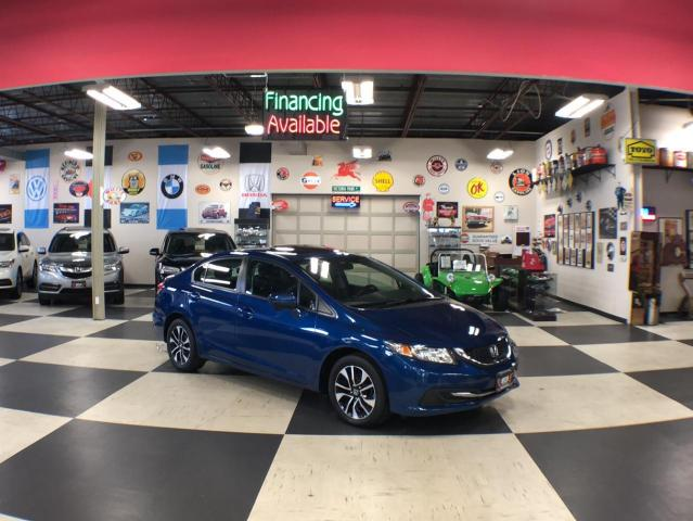 2015 Honda Civic Sedan EX AUTO A/C SUNROOF BACKUP CAMERA BLUETOOTH 89K