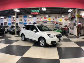Used 2017 Subaru Forester 2.5i CONVENIENCE PKG AUT0 AWD H/SEATS REAR CAMERA 117K for sale in North York, ON