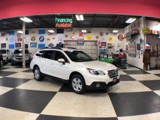 Used 2017 Subaru Outback 2.5i CONVENIENCE PKG AUT0 AWD H/SEATS REAR CAMERA 122K for sale in North York, ON