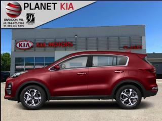 New 2020 Kia Sportage LX S - Apple CarPlay for sale in Brandon, MB