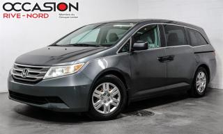 Used 2011 Honda Odyssey LX --- GARANTIE 1AN for sale in Boisbriand, QC