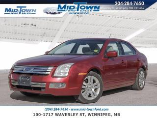 Used 2007 Ford Fusion 4dr Sdn I4 SEL FWD for sale in Winnipeg, MB