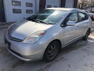 Used 2005 Toyota Prius SMART KEY for sale in Winnipeg, MB