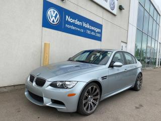Used 2008 BMW 3 Series M3 LOW KMS / IMMACULATE for sale in Edmonton, AB