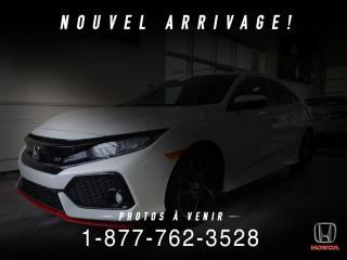 Used 2019 Honda Civic SI + HFP KIT + APPLE CARPLAY + WOW! for sale in St-Basile-le-Grand, QC