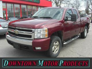 Used 2007 Chevrolet Silverado 1500 LT 4WD EXT for sale in London, ON