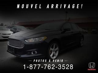 Used 2014 Ford Fusion SE + AWD + MAGS + CAMERA + WOW! for sale in St-Basile-le-Grand, QC
