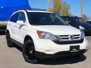 Used 2010 Honda CR-V EX 4WD SUNROOF NO ACCIDENTS for sale in Oakville, ON